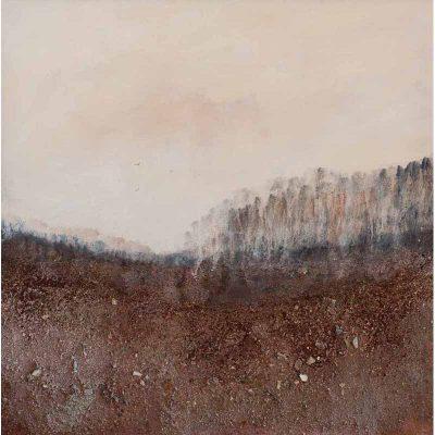 Earthlines No. 3 painting by Nigel Skinner