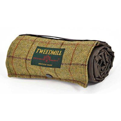Tweedmill waterproof picnic rug
