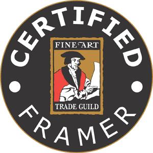 certified framer logo