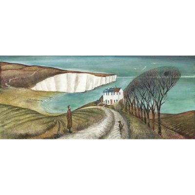 Limited edition print 'Cuckmere Haven' by Joe Ramm