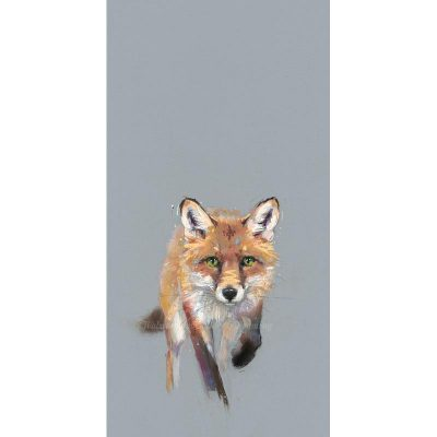 Limited edition print 'Here Comes Trouble' by Nicky Litchfield