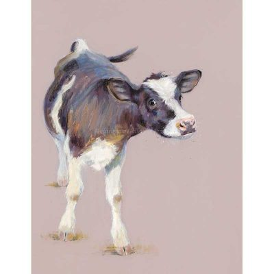 Limited edition print 'Nosy Nellie' by Nicky Litchfield