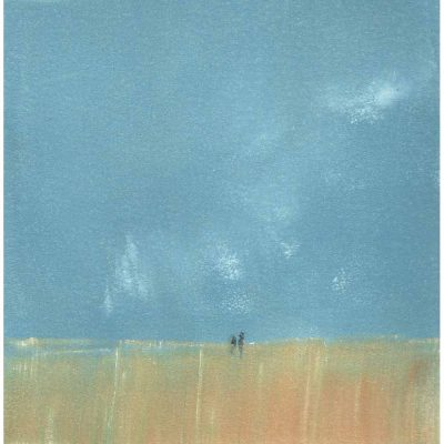 Monotype 'On A Hot Day' by Sarah Bays