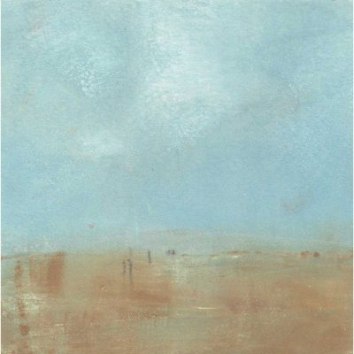 Monotype 'Misty Horizon' by Sarah Bays