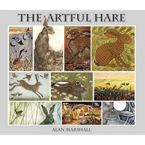 Book, The Artful Hare by Alan Marshall