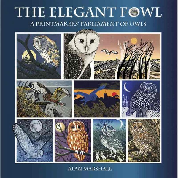 Book, The Elegant Fowl by Alan Marshall