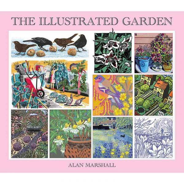 book, The Illustaretd Garden by Alan Marshall