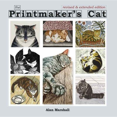 Book of prints, The Printmaker's Cat by Alan Marshall