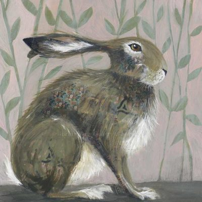 Limited edition print 'Sit Tight' by Nicola Hart