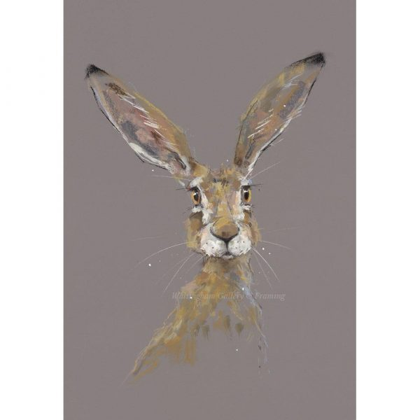Limited edition print 'All Ears' by Nicky Litchfield