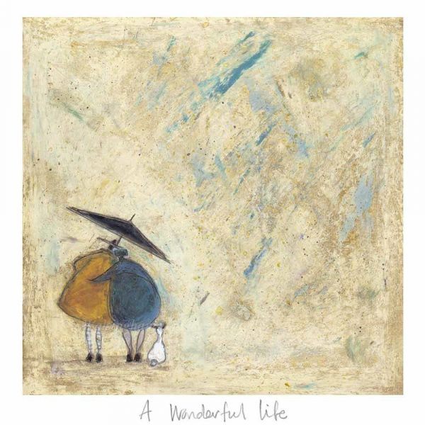 Limited edition print 'A Wonderful Life' by Sam Toft