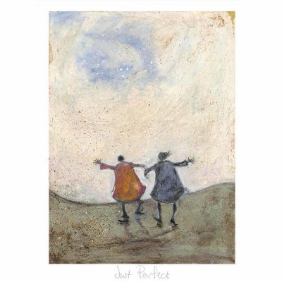 Limited edition print 'Just Perfect' by Sam Toft