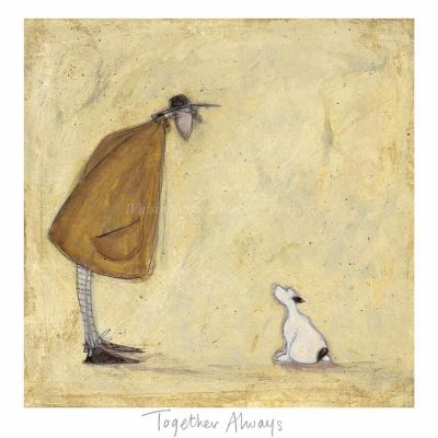 Limited edition print 'Together Always' by Sam Toft