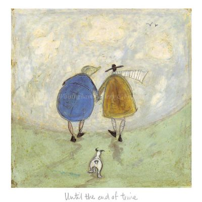Limited edition print 'Until the End of Time' by Sam Toft