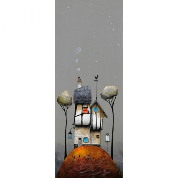 Limited edition print 'Home is Where the Heart is' by Gary Walton