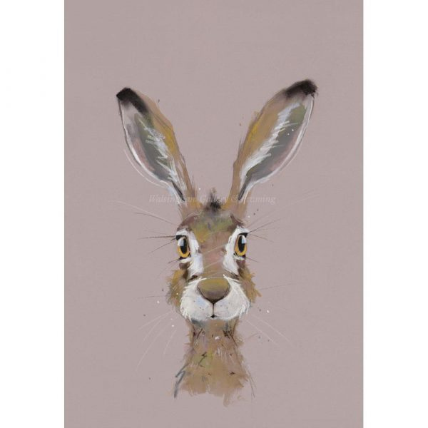 Limited edition print 'Surprise' by Nicky Litchfield