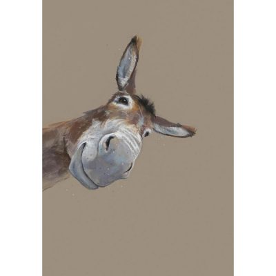 Limited edition print 'Yoo Hoo!' by Nicky Litchfield