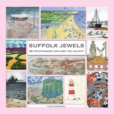 Book of prints, 'Suffolk Jewels' by Alan Marshall